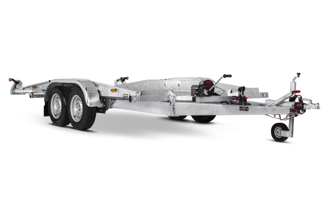 Brenderup U 120 (AT3000LBTB) 3000 kg Autotrailer.